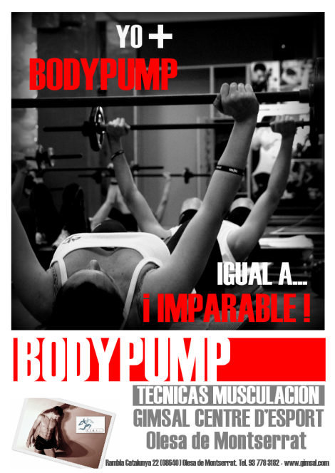BODYPUMP cartel