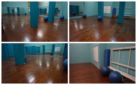 collage sala de pilates
